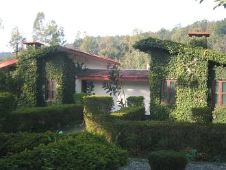 Corbett Roop Resort