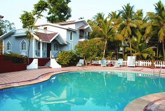 Aguada Anchorage - The Villa Resort GOA