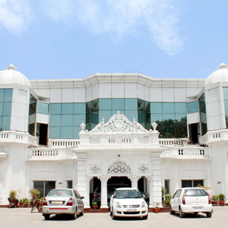 Hotel Deep Palace, Lucknow