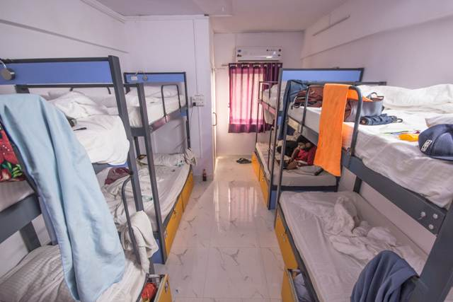Backpacker Panda - Appetite, Andheri, Dormitory Room - 6 Bed Mix