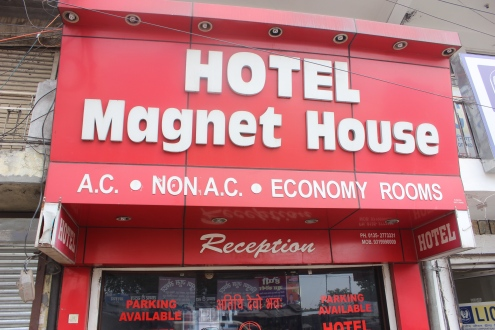 Hotel Magnet House