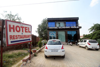 Hotel Classic Gold AGRA