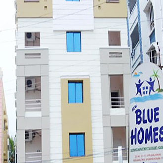 New Blue Homes(opp Shivaji Park)