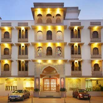 Hotel Castel Lalpura By Bluebell Group Hotels