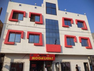 Hotel Moonlight Palace, Ujjain