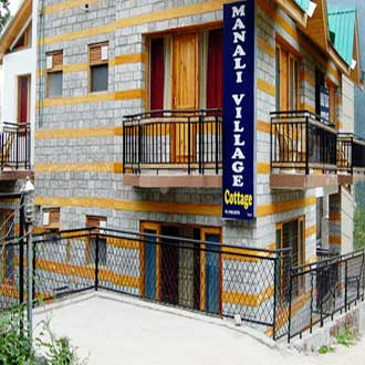 Manali Village Cottage