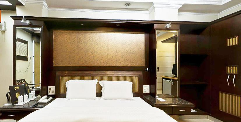 The Geeson, Paharganj, Standard Double Room