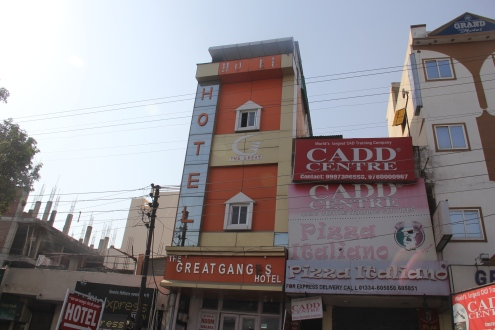 Hotel The Great Ganges