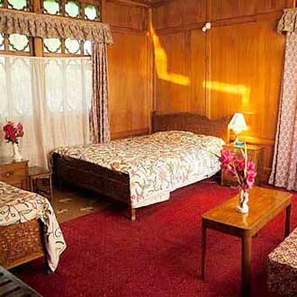 Lily of Nageen Houseboat