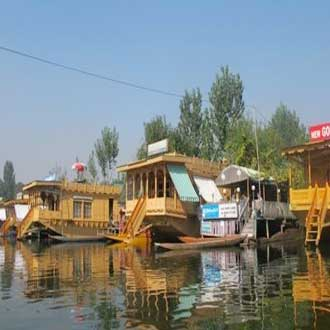 Golden Lily Group of Houseboat