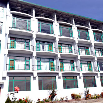 Unitid 21 Resort Chail