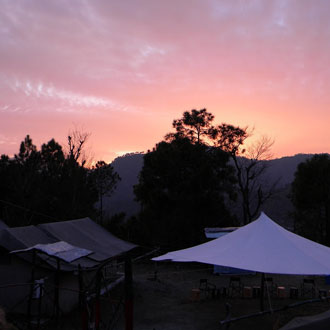 Camp Chrysalid Junga