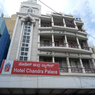 Hotel Chandra Palace