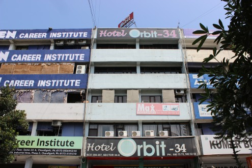 Hotel Orbit-34, Chandigarh