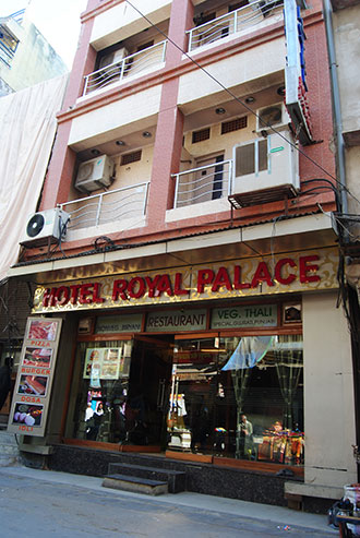 Hotel Royal Palace