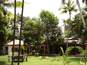 Vedanta Wake up along the dreamy backwaters Alleppey