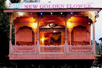 New Golden Flower group of Houseboats