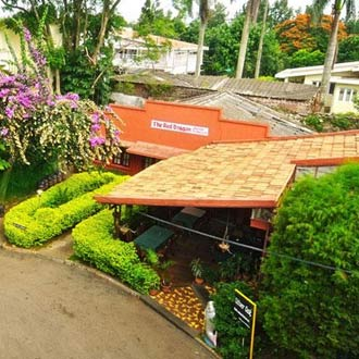 Hotel Shevaroys in Yercaud