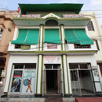 Friends Guest House AGRA
