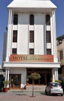 Four Luxury Boutique Hotel