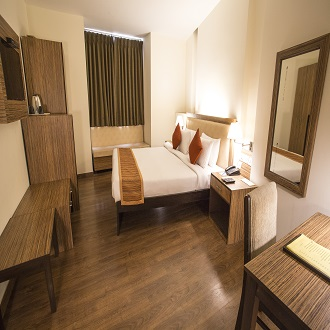 Hotel Cross Roads, Gurgaon, Sector 15, Deluxe Double Room - Intech Generic