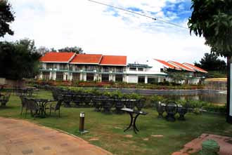 Silent Shores Resort & Spa, Mysore