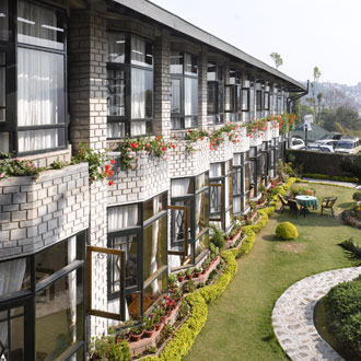 The Silver Oaks, Kalimpong