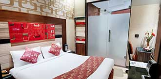 Mughal Double Room With Breakfast