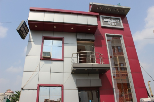 Hotel God Grace, Haridwar