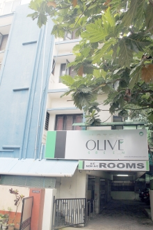 Hotel Olive Green Ernakulam South Junction