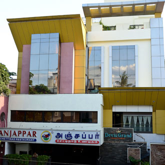 Devis Grand - A Business Class Hotel, Pondicherry