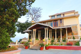 WelcomHeritage Windsor Lodge, Ranikhet