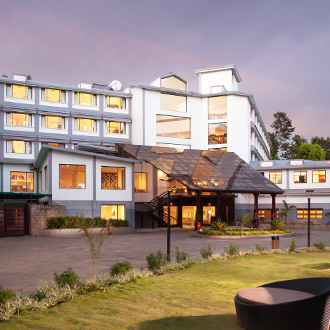 Munnar - Terrace Greens, A Sterling Holiday Resort
