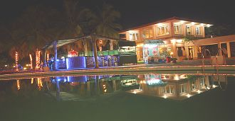 The Byke Old Anchor - A Pure Veg Restaurant GOA