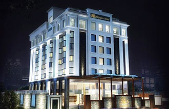 Hotel Ranjees, Lucknow
