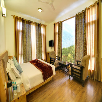 Thomas Villa, Hotel & Cottages, Kanyal Road, Deluxe Room
