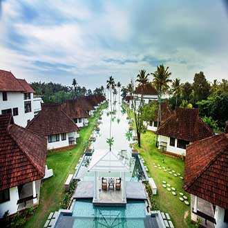 Aveda Kumarakom Resort
