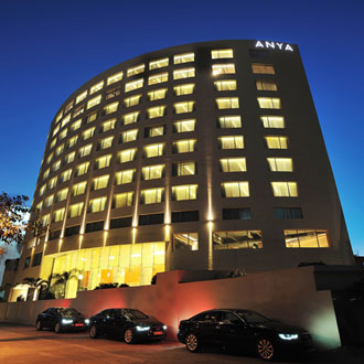 The Anya Hotel, Gurgaon - A Member Of Design Starwood Hotels