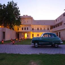The Erstwhile Shooting Lodge Of The Family Of Jaipur