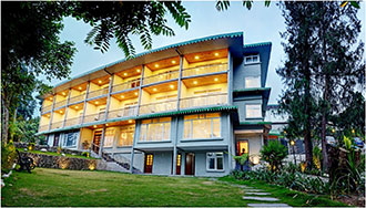 Summit Barsana Resort & Spa, Kalimpong