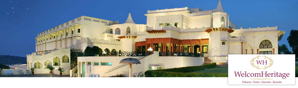 Welcome Heritage-Hotels-in-India